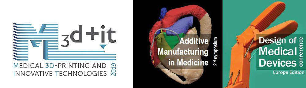 Medical 3D-printing and Innovative Technologies
